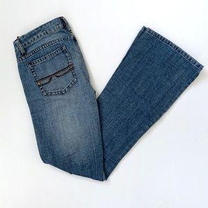 Buffalo David Bitton PINK Bootcut Jeans 28